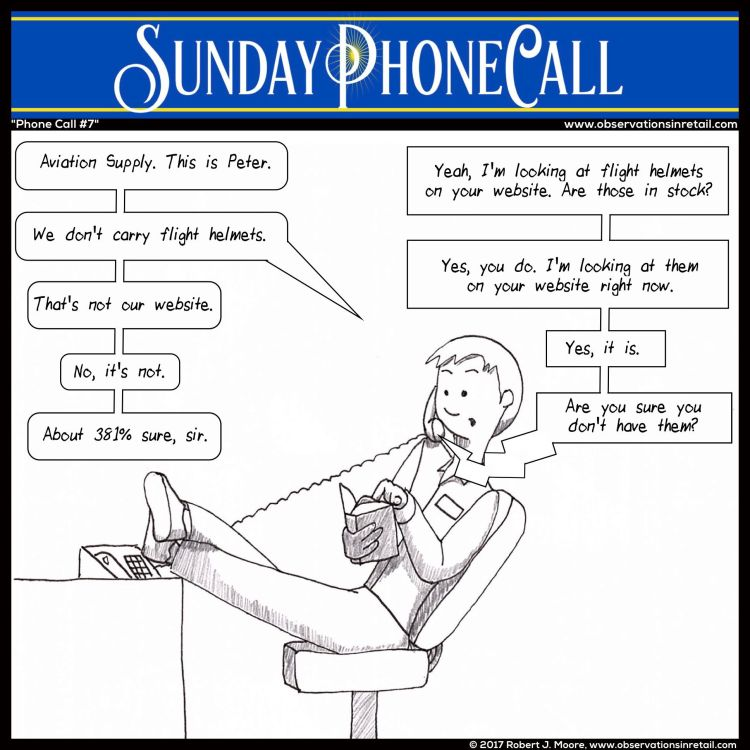 Phone Call No 7 (Completed)
